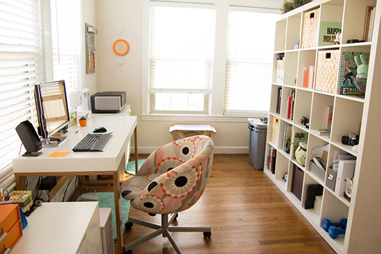 Image gallery home workspace for Home office workspace