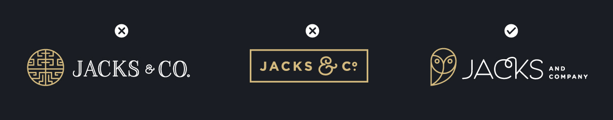 JacksandCo-Logo-Options