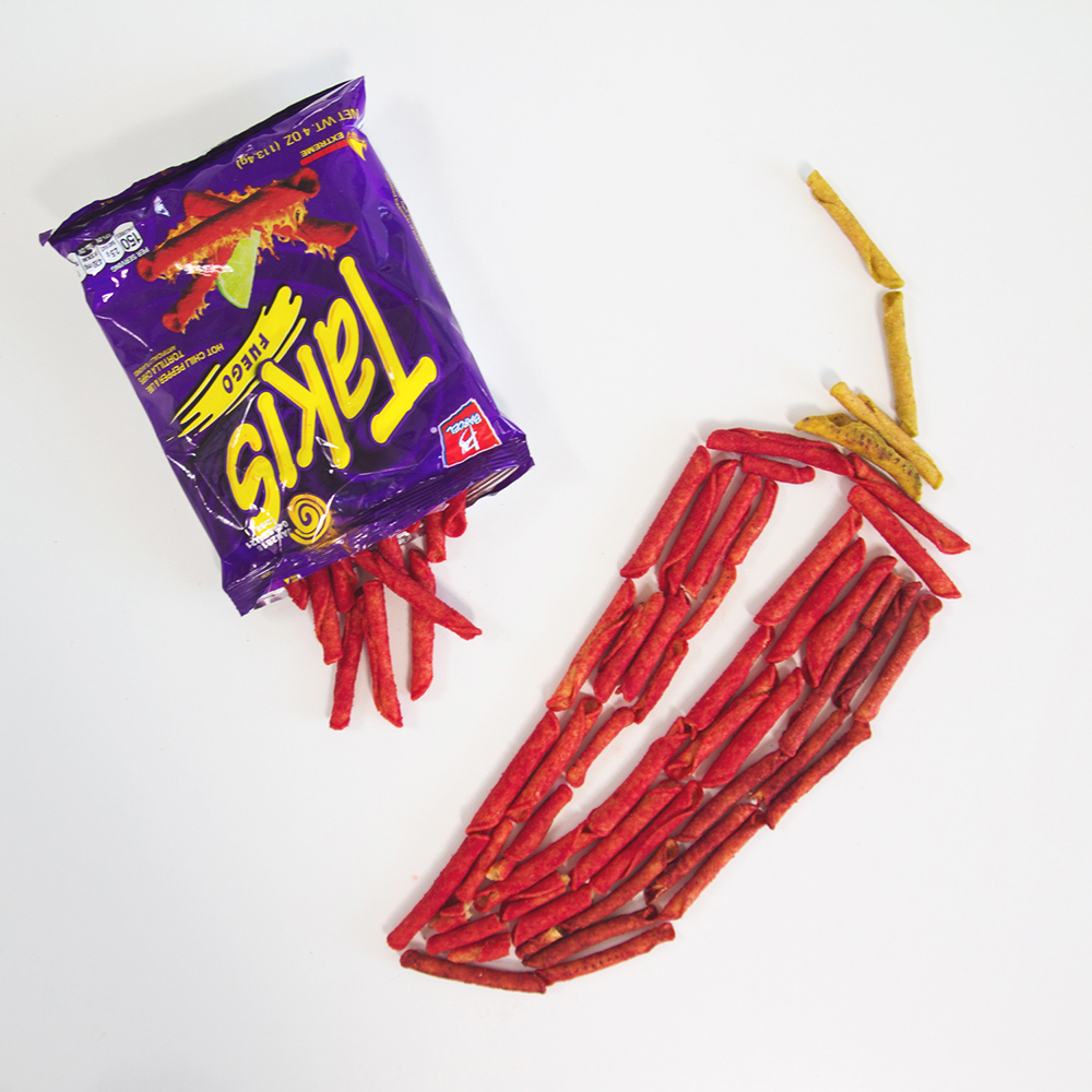 Takis Social Post - Hot Pepper