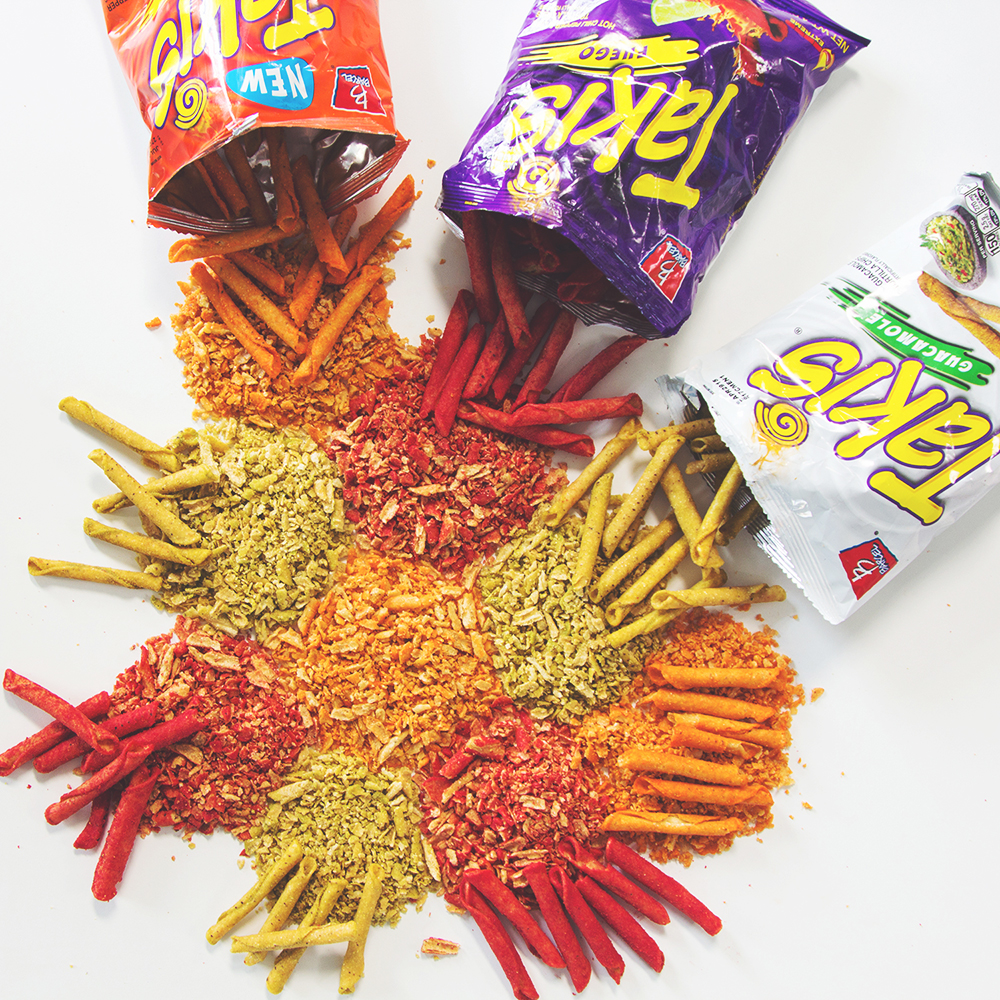 Takis Social Post - Flavor Dust