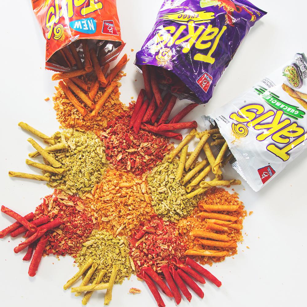 Takis Social Post - Flavor Dust