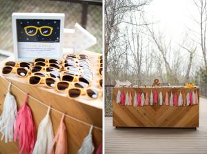 Sunglasses Bar from Juniper Rentals