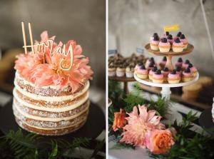 Cakewalk Bakeshop Mini Cupcakes