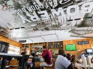 Bowery Dallas - Restaurant Web Design
