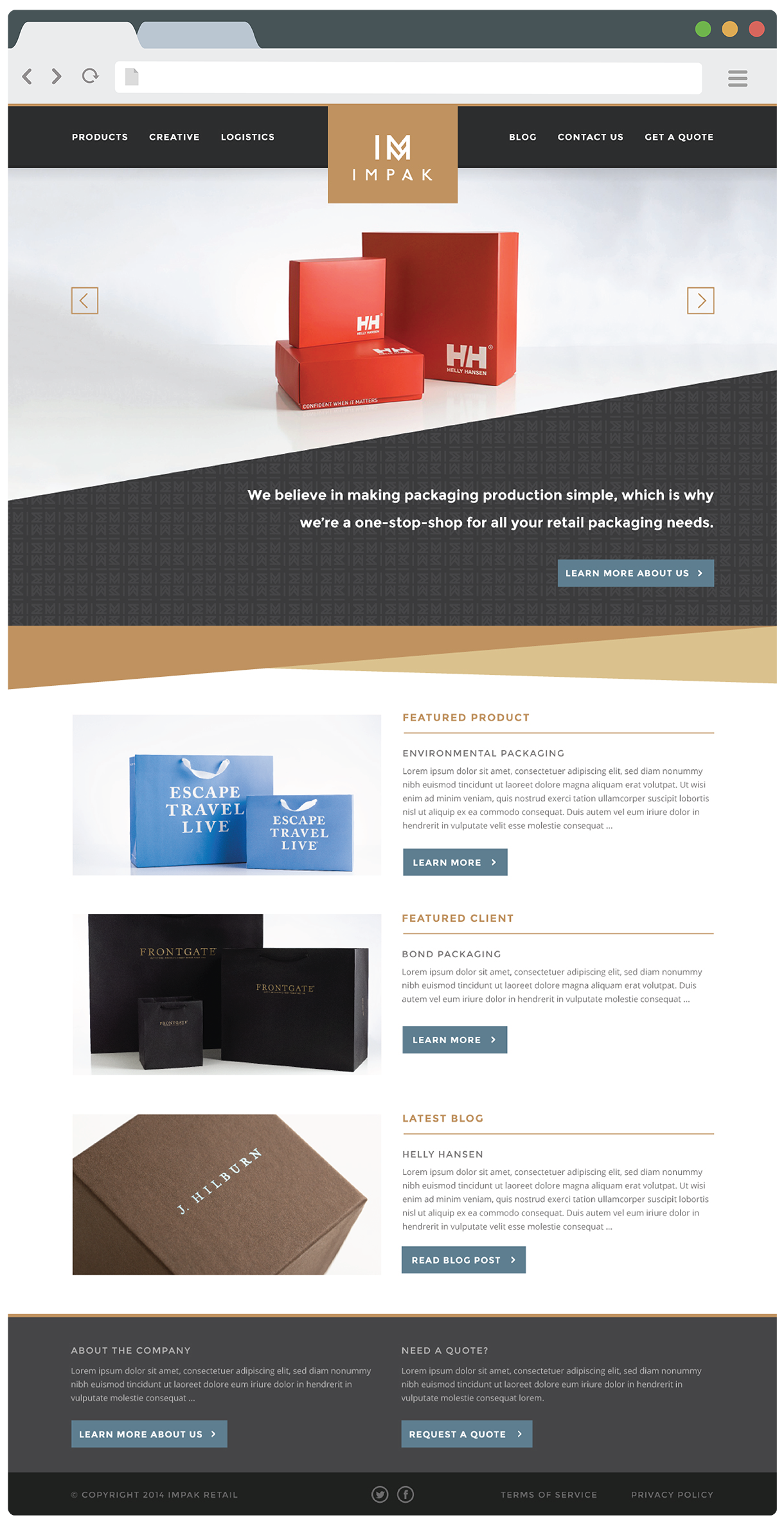 Dallas packaging design firm web design 02 for Design firm