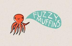 Fuzzy Muffins Web Design