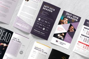 Dallas Freelance Design, Theatre Publication Layouts