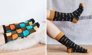 Surface Design, Custom Sock Design